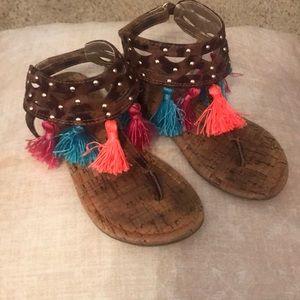 Jessica Simpson sandals - 9t